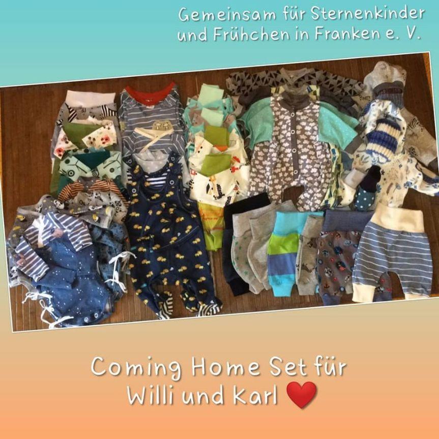 Erstes offizielles Coming Home Set – Februar2020