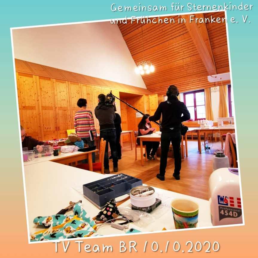 Besuch des Bayerischen Rundfunks – Oktober2020